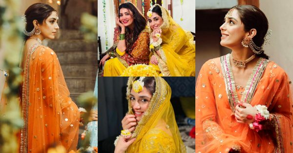 Beautiful Pictures of Maya Ali From the Sets of Drama Pehli si Mohabbat