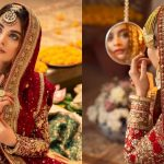 Minal Khan Looks Gorgeous in her Latest Bridal Shoot