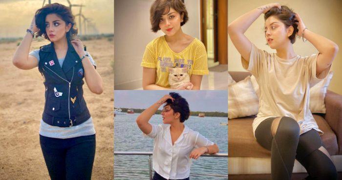 Alizeh Shah Looks Gorgeous in her Latest Pictures from Instagram