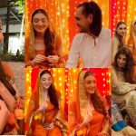 Model Neha Rajput and Shahbaz Taseer Mayoun Pictures