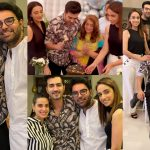 Shahzad Sheikh Birthday With Family and Close Friends – Beautiful Pictures