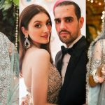 Neha Rajpoot and Shahbaz Taseer Nikkah And Reception HD Pictures