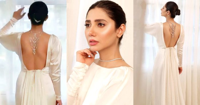 Severe Criticism on Mahira Khan Dressing at Lux Style Awards 2021