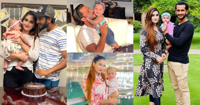 Cricketer Hassan Ali's Daughter Helena Hassan Latest Pictures