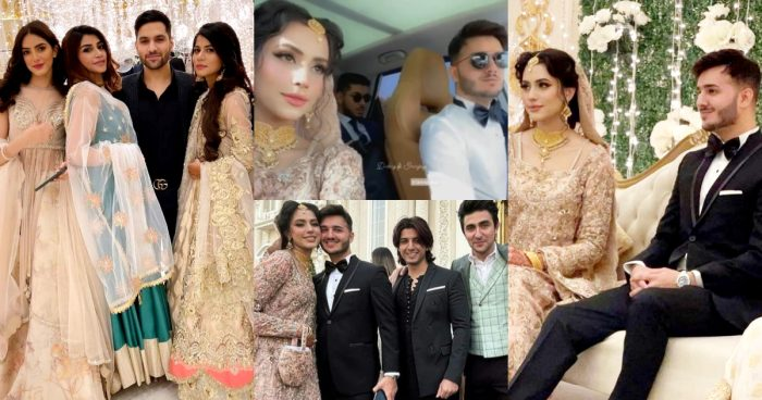 Youtuber Shahveer Jafry Valima Ceremony Pictures And Videos